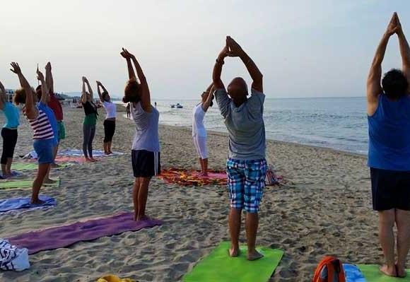 Yoga Natura